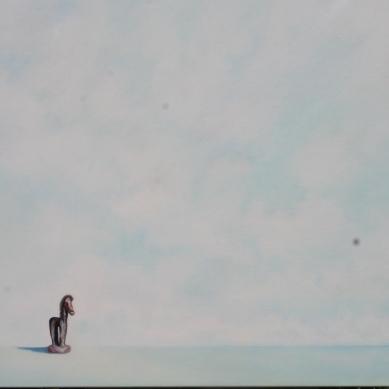 2015 solitair III 100 x 150 olie op doek