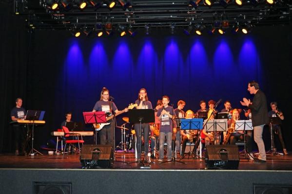 Big Band CCS