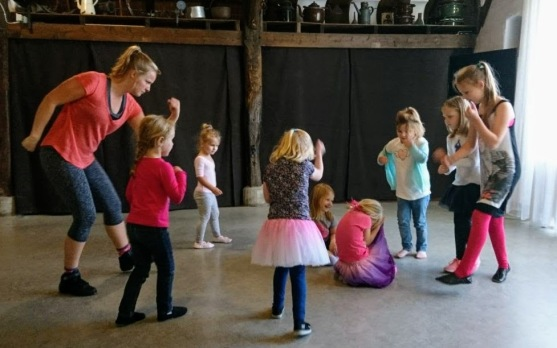 Workshop kinderdans